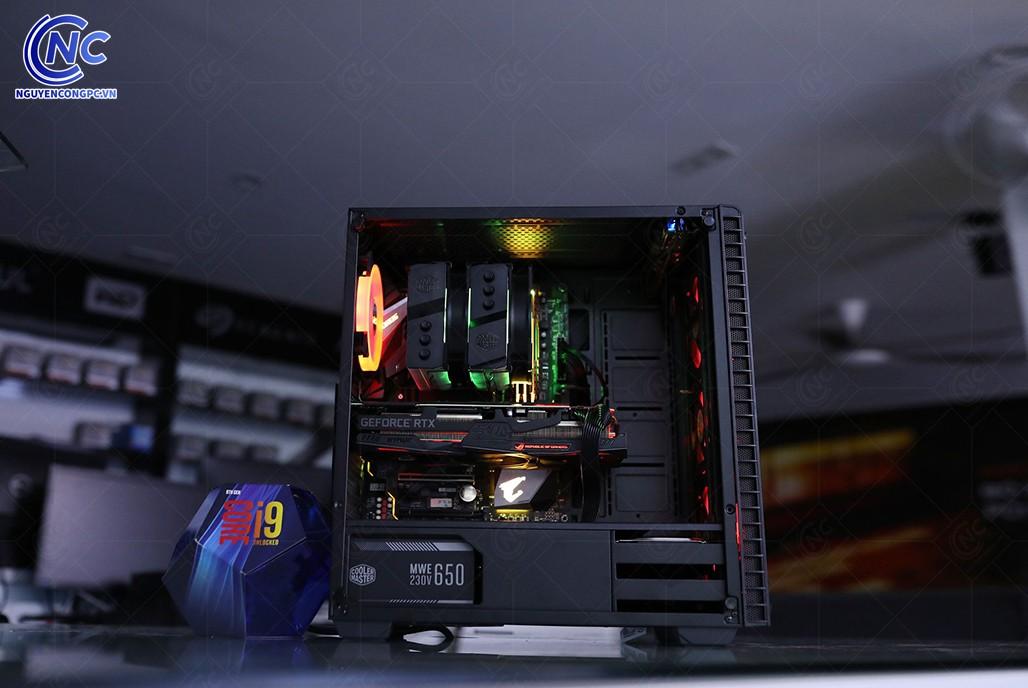PC chơi game 10 triệu