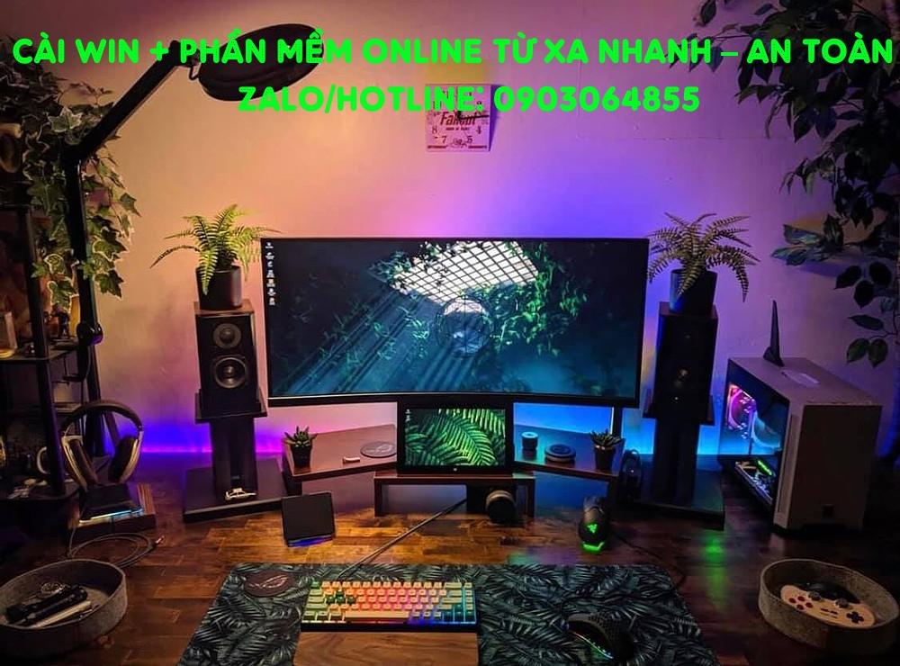 Sửa cài đặt Win phần mềm máy tính online Kon Tum