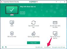 Bí kíp backup sao lưu, khôi phục key Kaspersky KIS –KAV bản quyền hot nhất 2017