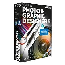 Các chức năng chính của phần mềm Xara Photo & Graphic Designer
