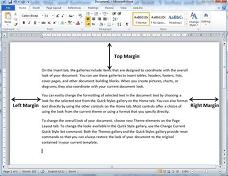 Cách chỉnh đổi trong Word, căn lề trong Word 2003