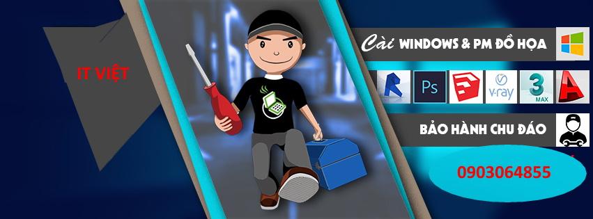 Dịch vụ cài đặt phần mềm đồ họa thiết kế từ xa online TOÀN QUỐC