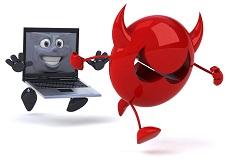 Làm sao để biết máy tính nhiễm Virus?