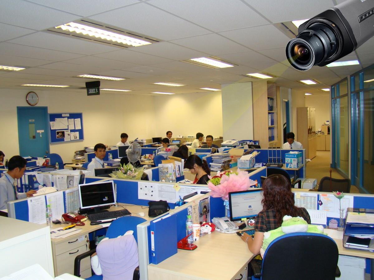 Lắp Đặt Camera Quận Tân Bình