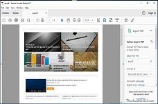 Phần mềm đọc file PDF miễn phí và nhanh chóng cho máy tính