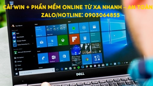Sửa cài đặt Win phần mềm máy tính online Lào Cai