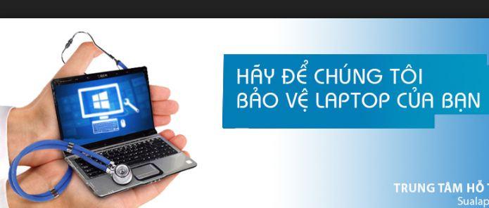 Sửa chữa laptop quận Bình Thạnh