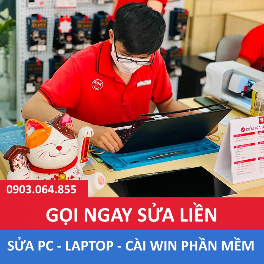 Sửa máy tính tại nhà quận Gò Vấp