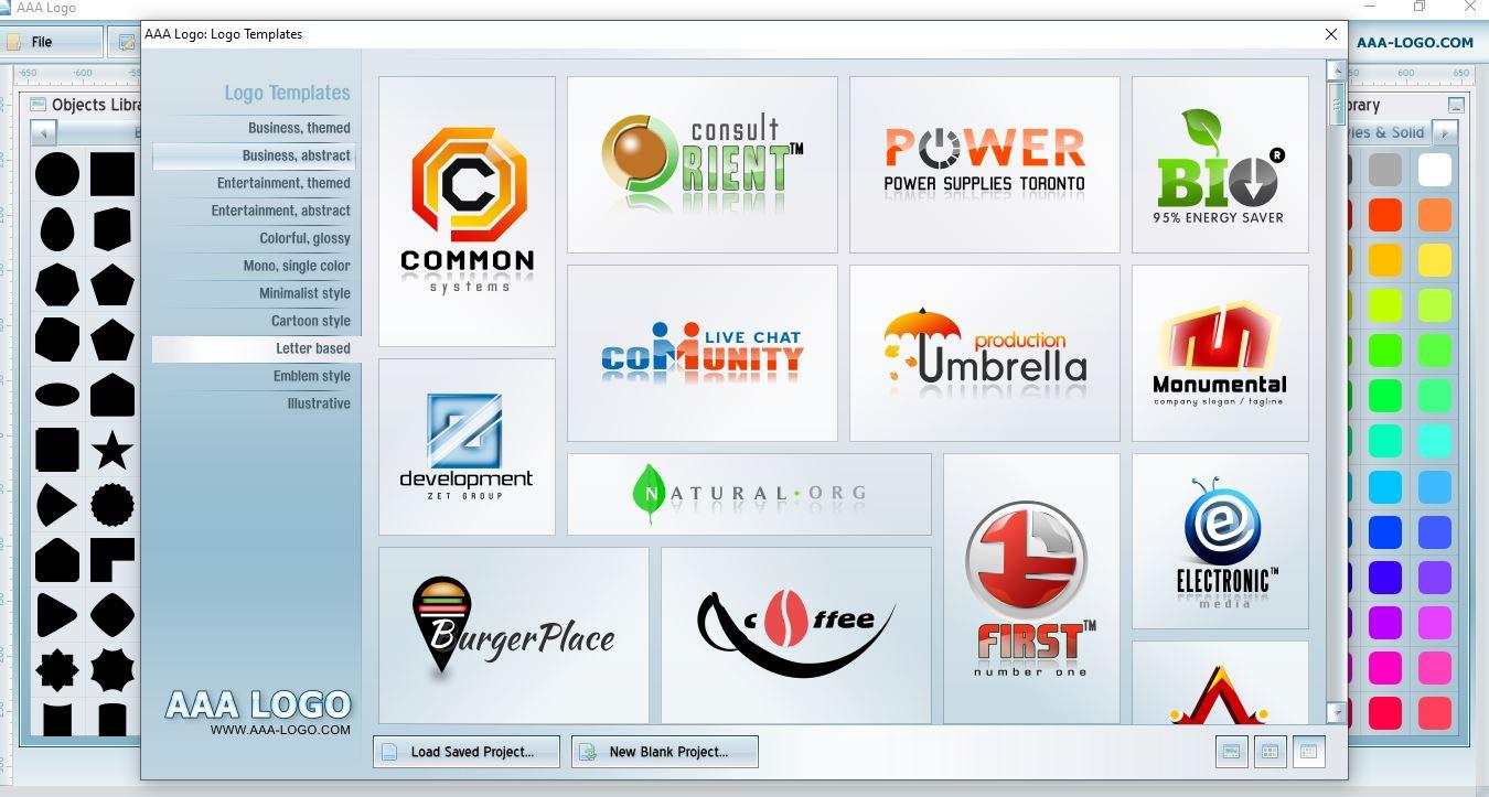 Thiết kế logo nên dùng phần mềm nào ấn tượng